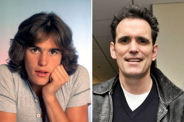 Matt Dillon Nose Job