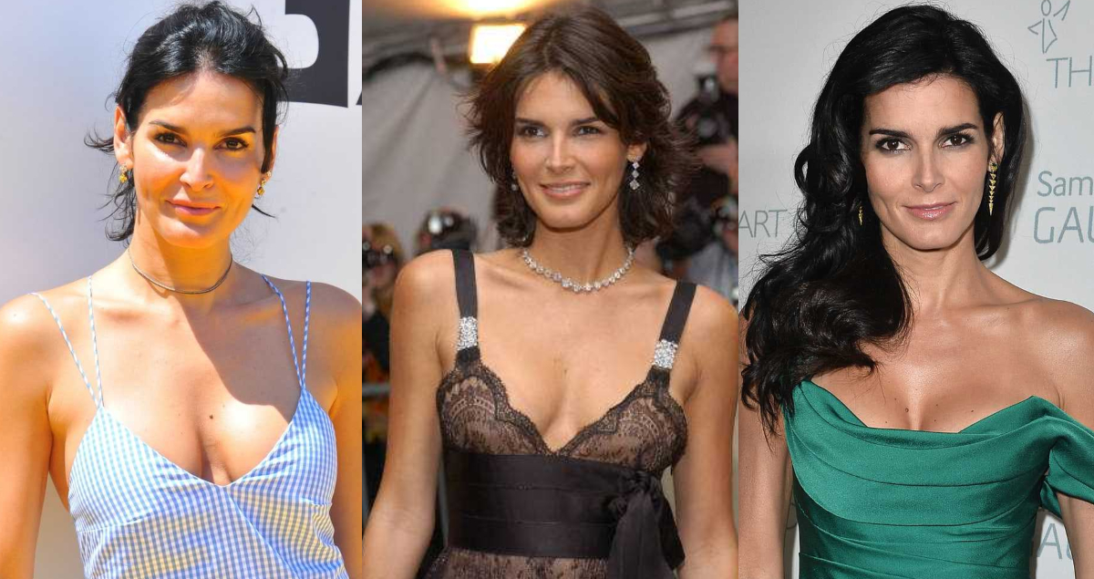 61 Hottest Angie Harmon Boobs Pictures Are Here To Brighten Up Your Day
