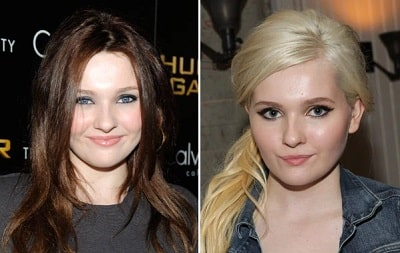 Abigail Breslin Denies Plastic Surgery Rumors But Tattoos – Before and After Pictures | Glamour Path