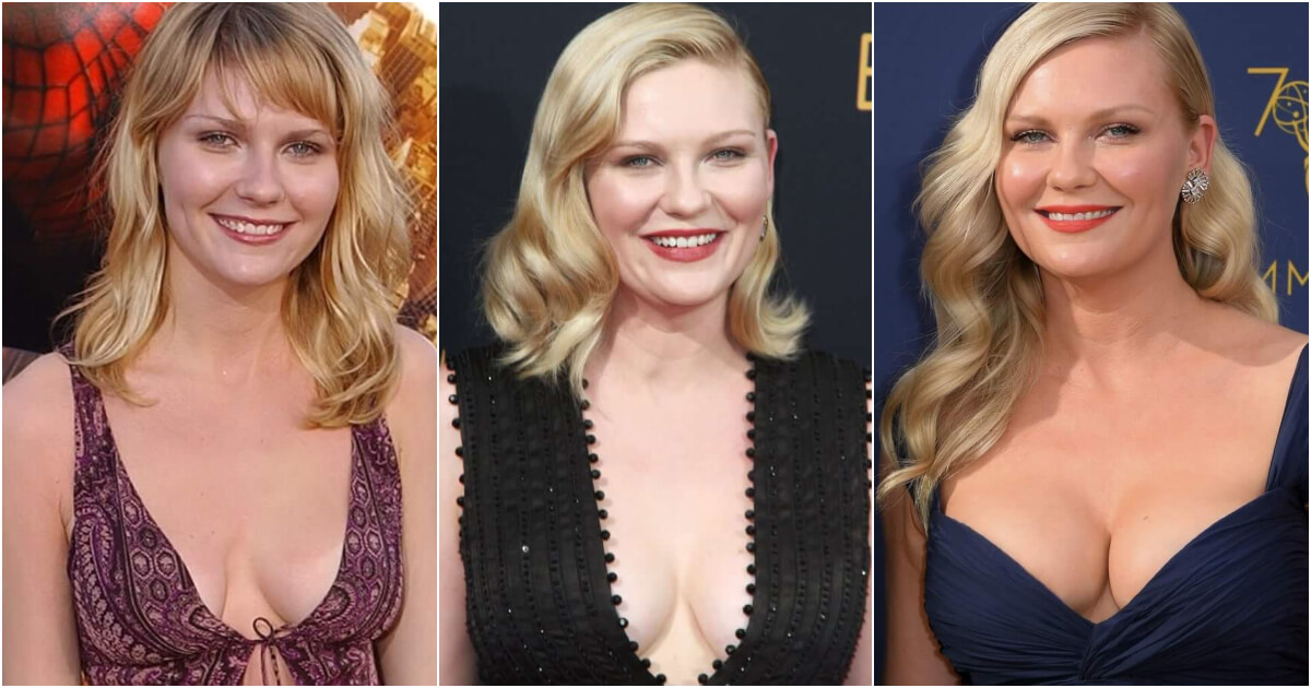 Kirsten Dunst Hot Boobs Pictures | Kirsten Dunst Net Worth