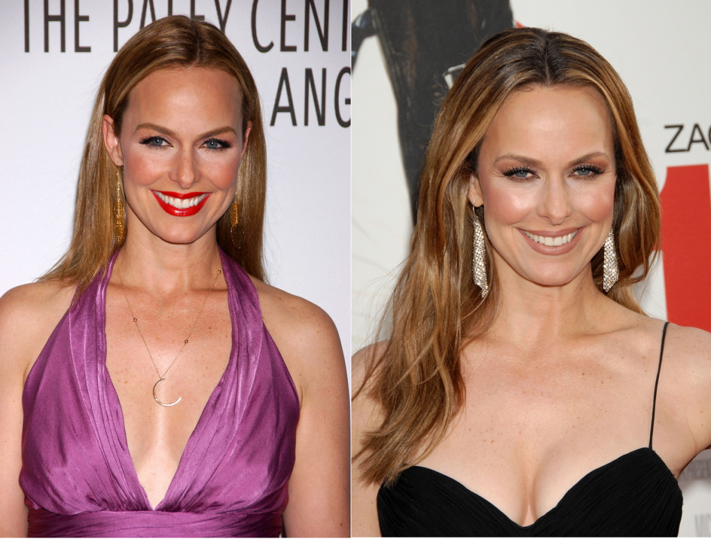 Melora Hardin&#039 Plastic Surgery - Before And After Boob job