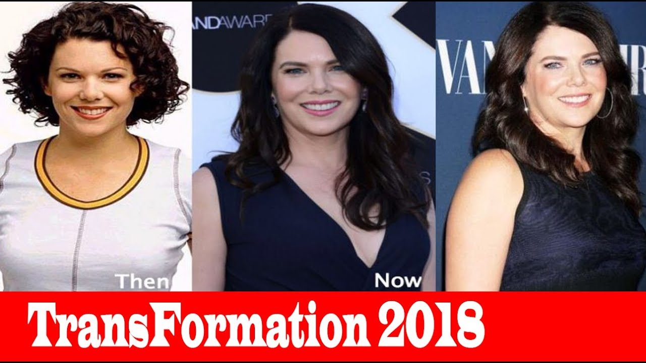 Lauren Graham Plastic Surgery Young To Now(2018)|| Transformation - YouTube
